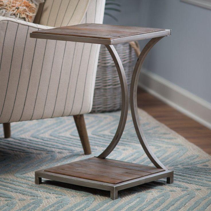 Belham Living Franklin Reclaimed Wood Industrial Coffee Table: Best 25+ C Table Ideas On Pinterest