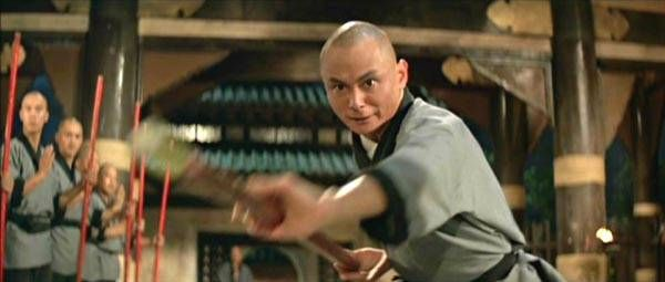 gordon liu. the shaw brothers kung fu god.