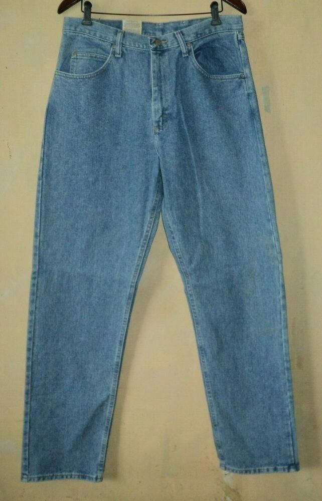 988c8bec Wrangler Five Star Mens Jeans 34x34 Straight Leg Relaxed Fit New With Tags # Wrangler #