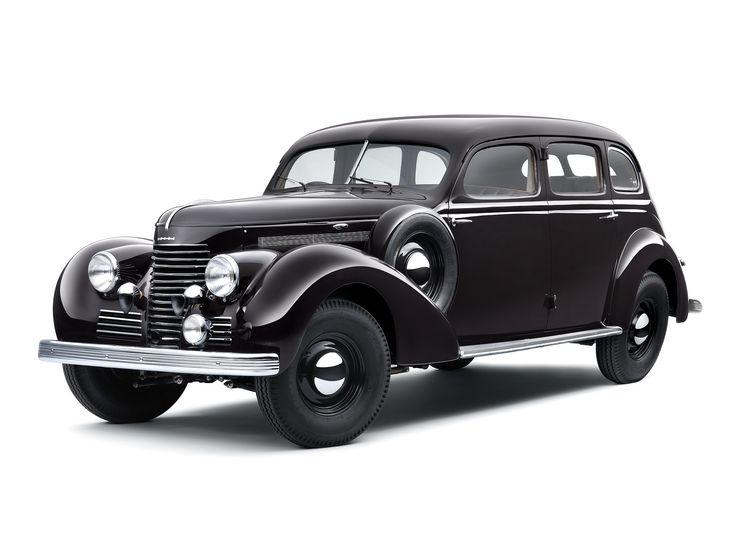 1939-40 Škoda Superb 4000