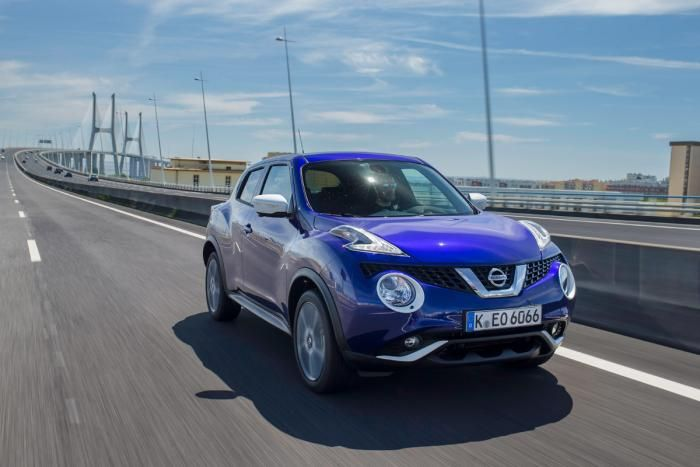 Nissan Juke 2014 in Ink Blue...although not technically a 'wish' as mine is ordered for September! Too exciting :-)