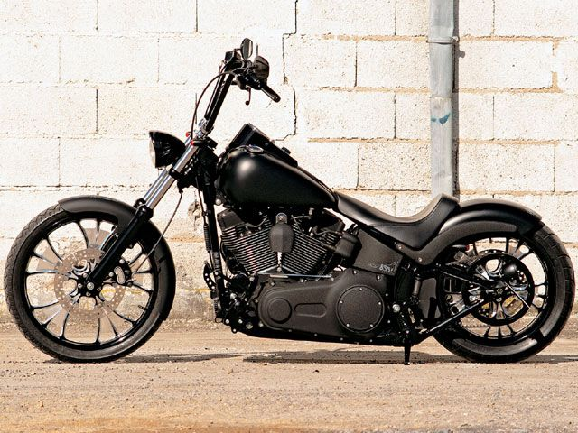 2007 Harley Davidson Night Train 96Ci Large this is what my Dyna needs to look like