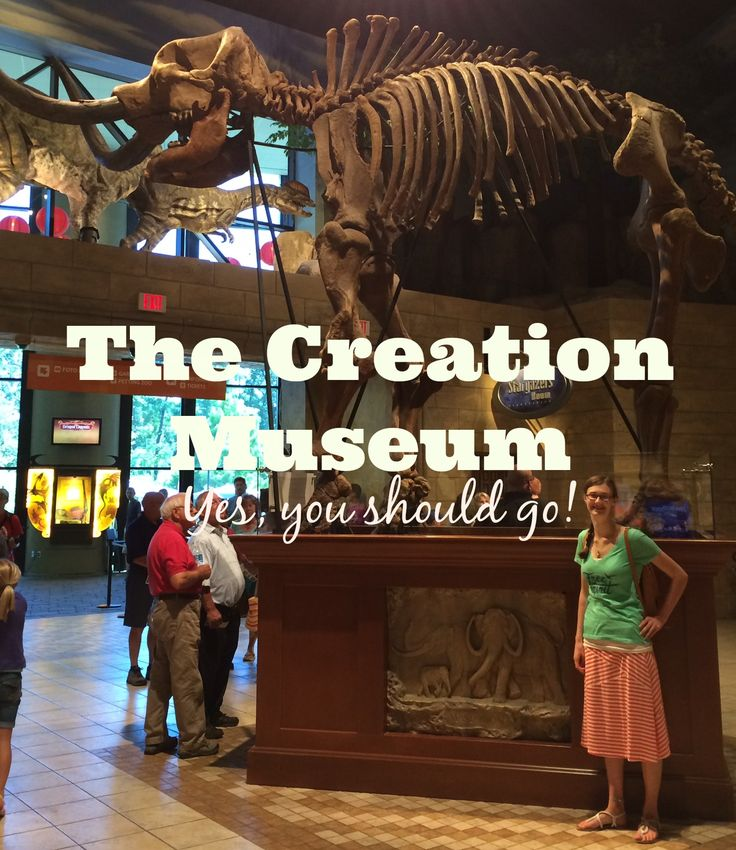 Afraid to pay the premium to visit AiG's Creation Museum? Here's why you should go.
