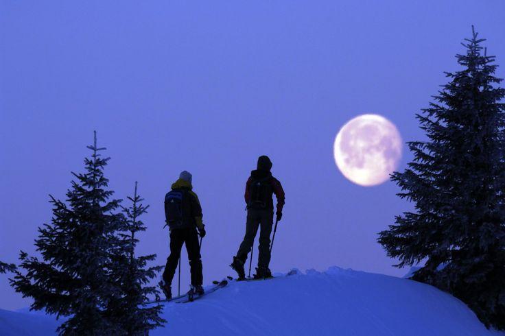 10 Nachtskitouren im Salzburger Land - Bergwelten