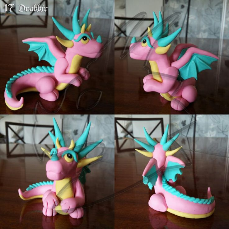 Dragon 16, by Tanli.