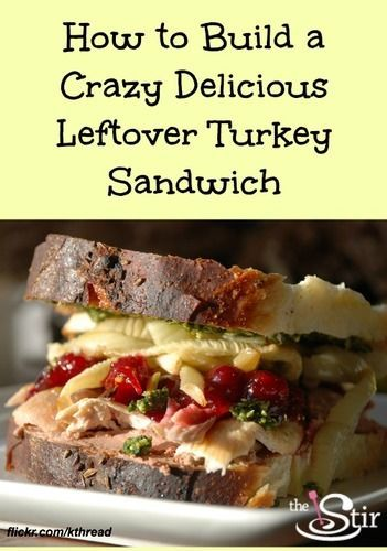Thanksgiving Turkey Sandwich Recipe Uses All the BEST Leftovers
