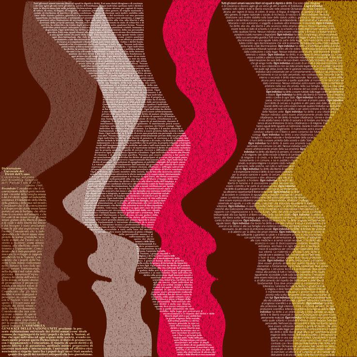 L'ULTIMO UOMO Tutti gli uomini nascono liberi ed uguali in dignità e diritti. Essi sono dotati di ragione e di coscienza e devono agire gli uni verso gli altri in spirito di fratellanza. A ogni individuo spettano tutti i diritti e tutte le libertà enunciate nella presente Dichiarazione senza distinzione alcuna per ragioni di razza, di colore, di sesso, di lingua, di religione, di opinione politica o di altro genere, di origine nazionale o sociale, di ricchezza, di nascita o di altra…