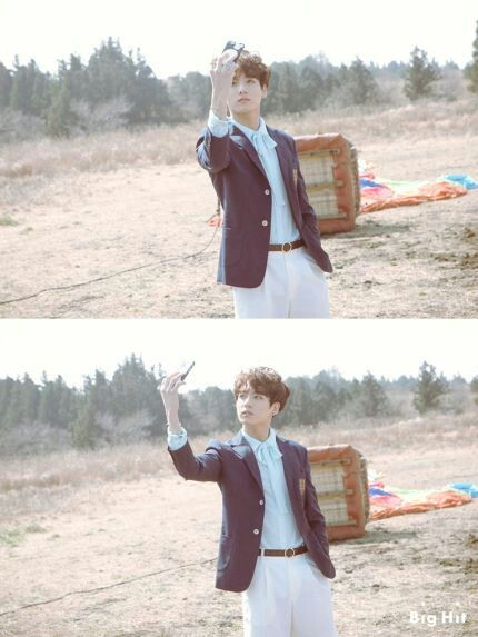 """""""Young Forever"""" Big Hit (naver uploads) #bts #방탄소년단 #jungkook #전정국 More pictures ⇨ http://m.entertain.naver.com/read?oid=420&aid=0000002949"""