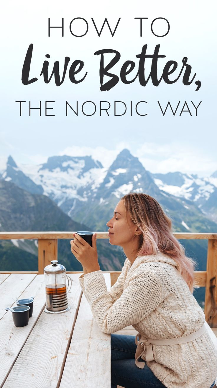 """If you're looking to hygge, a Danish word that means something close to """"coziness,"""" you've come to the right place. Learn how to rid yourself of meaningless materialism and unsustainable lifestyle practices and bring a calming and warm way back to your life."""