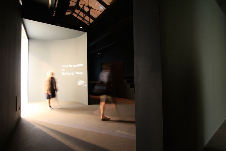 Venice Biennale 2014: Central Pavilion elements of architecture (e o a)  Book for Architecture by Woulfgang Tilmans