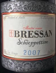 Bressan Schioppettino - actually available in Hong Kong at 121BC if I'm not mistaken: an unbelievably crowd-friendly wine for such a deeply unfriendly grape name.  (Pronunciation hint: skyoh-peh-TEE-no, still a tricky first syllable I realize).