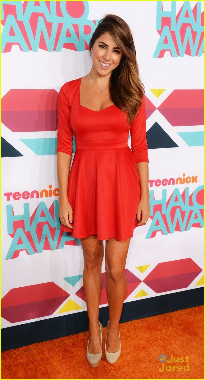 Daniella Monet: TeenNick HALO Awards 2013
