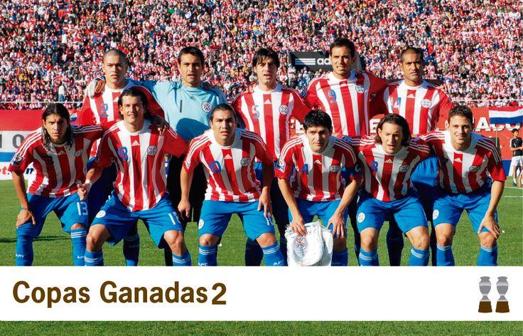 Selección de Paraguay Copa America 2015