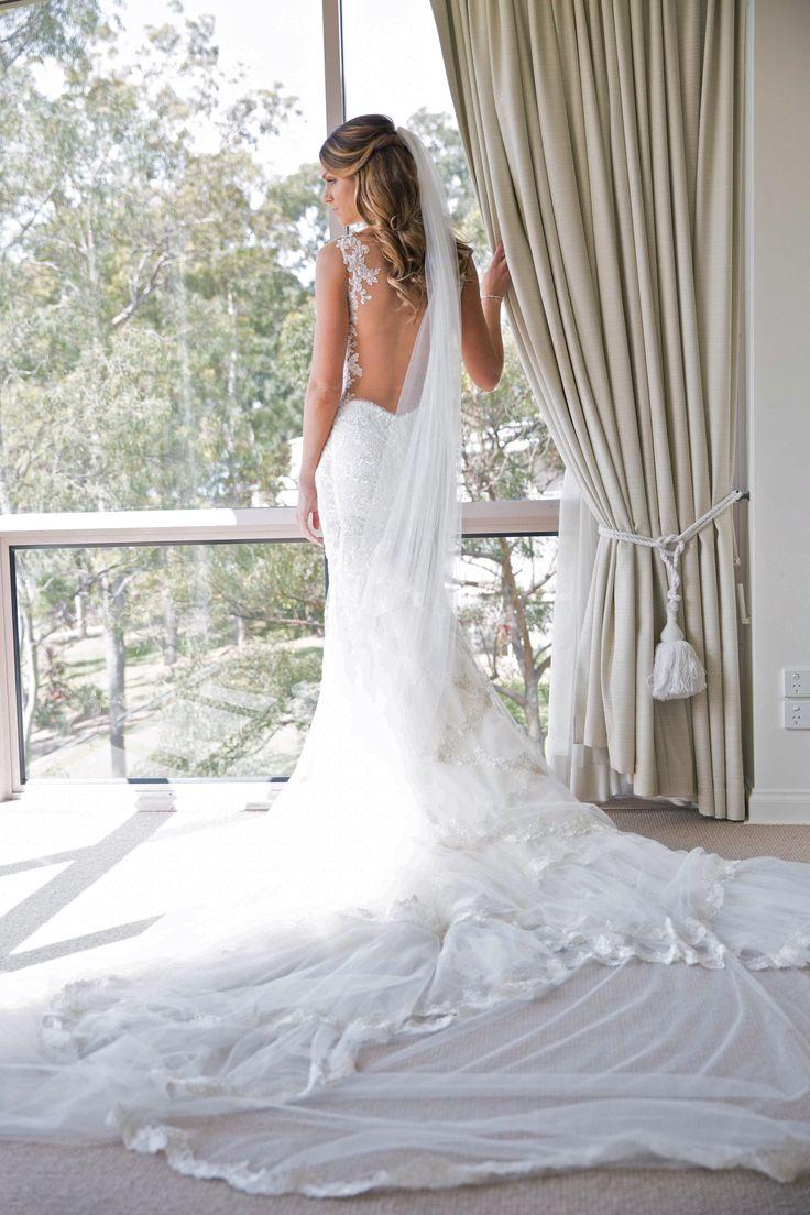 @eternal bridal Australia with our lovely bride Sam