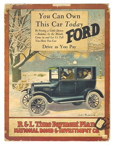 08 Propaganda Ford T Campe Es De Venda No Mundo Pinterest Ford