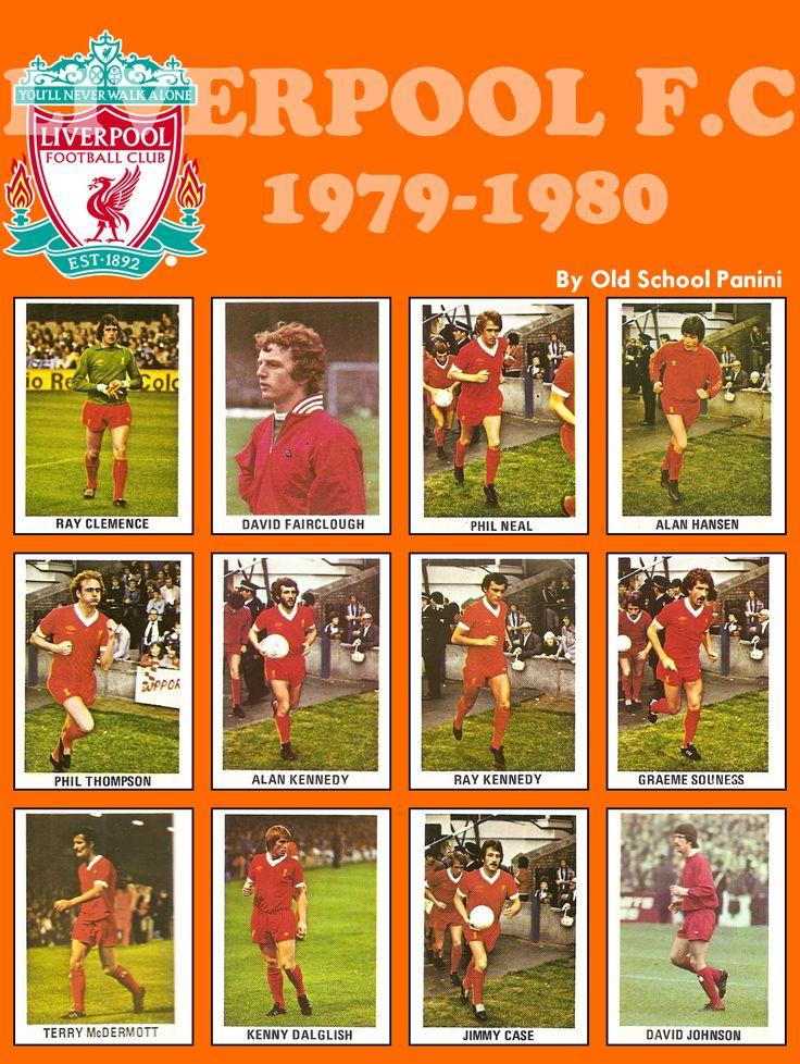 Liverpool FC 1979-80