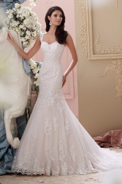 sale david tutera for mon cheri 115239 Emerson price wedding dress with lace slight cap sleeves