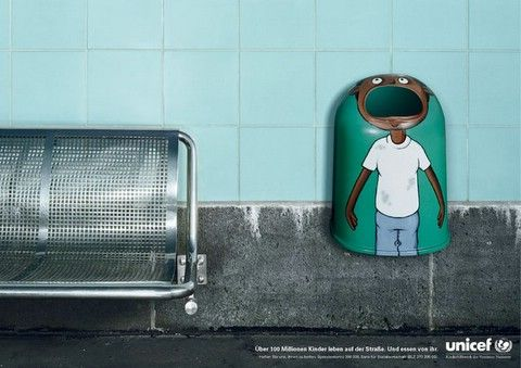unicef advertisement - Google Search