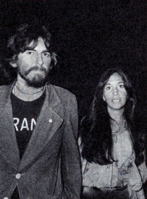 "George Harrison Really Loved This ""FRANCE"" Shirt 