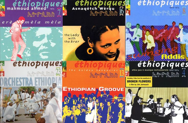 11 songs that sample from the golden age of Ethiopian jazz featuring Mulatu Astatke, Nas, K'naan, Madlib, Jay Z and more.