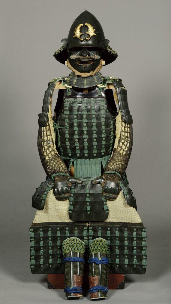 Nabeshima Katsushige 鍋島勝茂 (1580 – 1657). 江戸時代初期(17世紀前半) 初代鍋島勝茂 伝来 胴高 45.0 cm