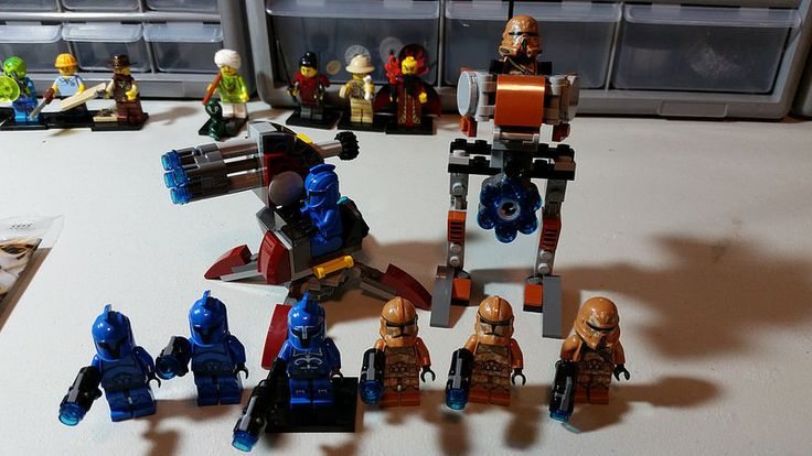 Love these new Star Wars figs.