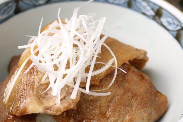 【十勝名物の豚丼】十勝 豚丼の具(醤油)  oriental-foods-pork-ricebowl-4944748636441-30