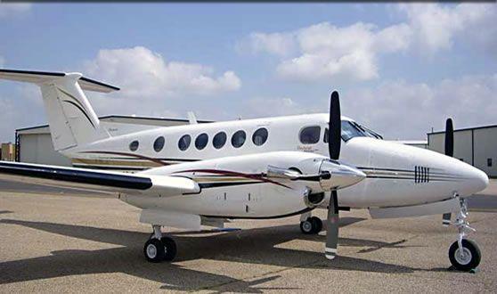 Beech Super King Air 200 ( 6 - 8 plazas )