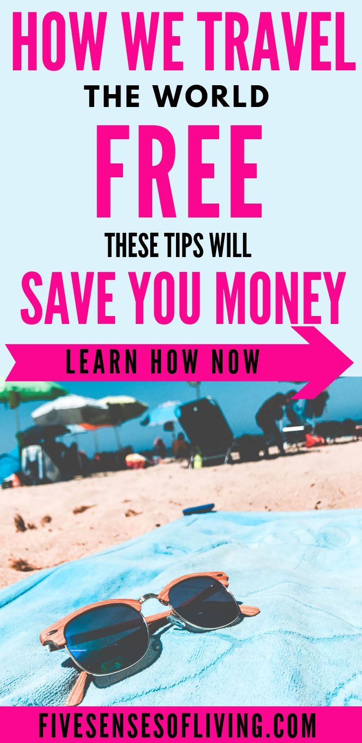 Travel Hacking: Learn How To Travel The World For Free