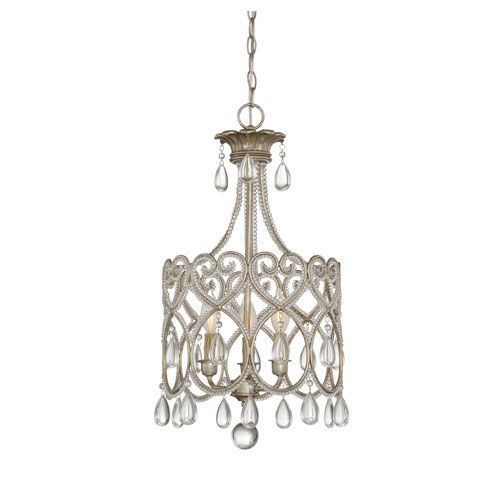 Argentum Three Light Mini Chandelier Savoy House Candles Without Shades Mini Chandeliers C