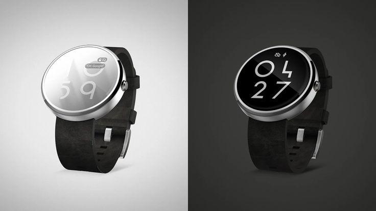 Shadow Clock Watch Face - screenshot