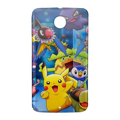 Pokemon GO Google Nexus 6 Case Cover Wrap Around