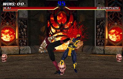 Mortal Kombat 4 (Mam…