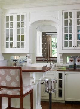 KITCHEN – New Canaan Private Residence - traditional - kitchen - new york - Country Club Homes