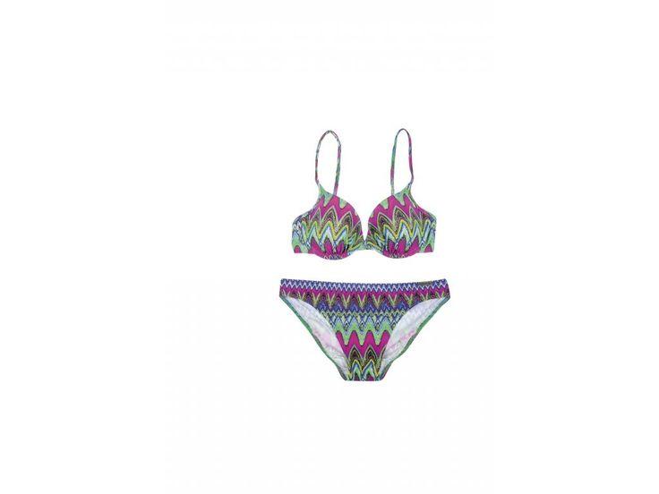 dvojdílné bikini Olympia 31106,vyztužená podprsenka s kosticí