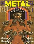 """Metal Hurlant"" N.9 Italian Anthology - aug-sep 1982 - Nuova Frontiera s.r.l., Rome, IT  COMIC MAGAZINE: 98 pg, A4, colors & b/w  #MetalHurlant #Moebius #Jodorosky #ITA"