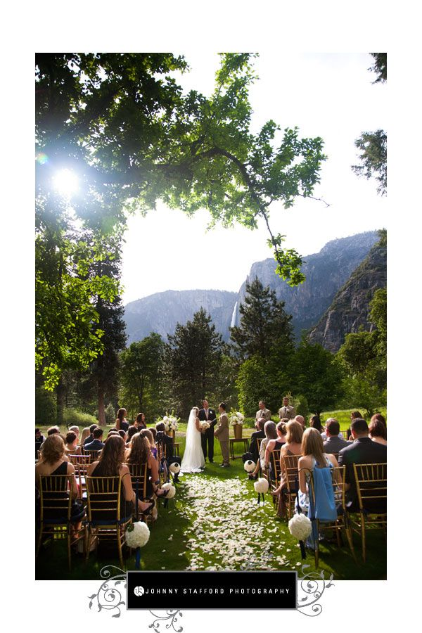Yosemite wedding - couldnt you do it in the valley? im sure youd get a deal somewhere