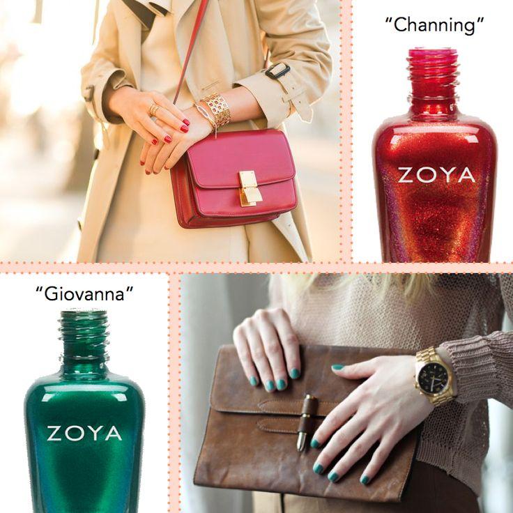 Zoya Channing Giovanna #çanta #nailcolors #nailart #moda #shoes #bags #dress #zoyaturkiye #jewerly #kadın #style #jacket #skirt #herveleger #küpe #ayakkabı #elbise