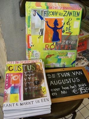 De tante van Tjorven: Koffiepauze bij Villa Augustus in Dordrecht
