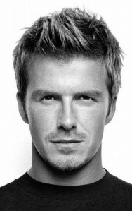 David Beckham, thank you for inspiring me to cut my long hair.