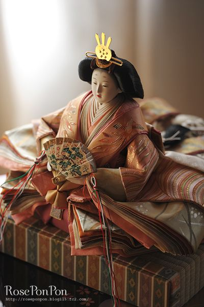 Japanese Hina doll お雛様
