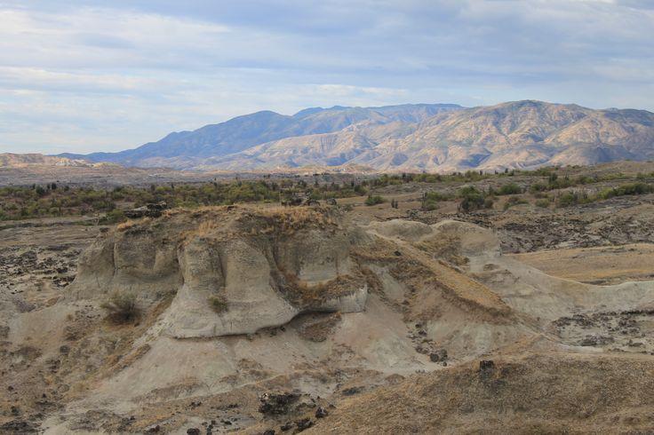 Desierto de La Tatacoa, Villa Vieja, Huila.