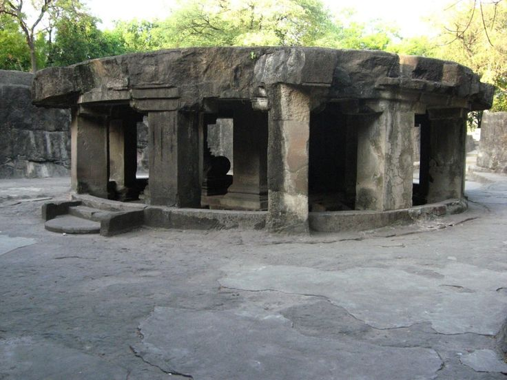 Pataleshwar cave complex, Pune - Maharashtra - India