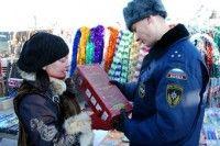 Губернатор Курской области подписал распоряжение об обеспечении пожарной безопасности в период проведения новогодних и рождественских праздников
