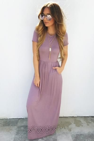Restock: Sea Breeze Maxi: Amethyst
