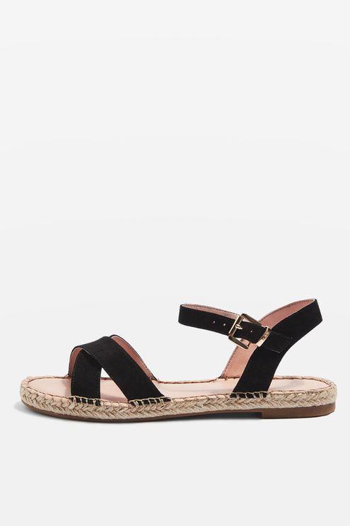 Sandales espadrilles EDDY