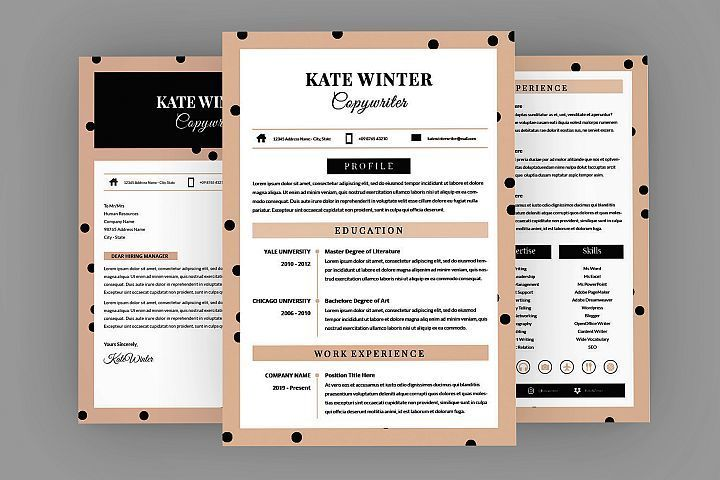 Macro Resume Designer 325586 Resume Templates Design Bundles Resume Design Template Resume Template Resume