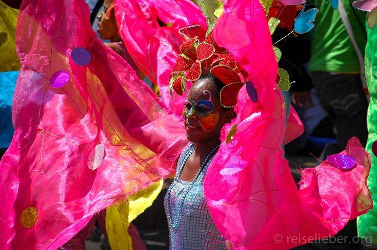 Schmetterling Kostüm, Carnaval de Baranquilla  #Kolumbien #Karneval #Barranquilla #reiselieber