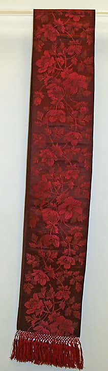 Ensemble. Date: 19th century. Culture: Slovak. Medium: silk, linen, wool, metal.