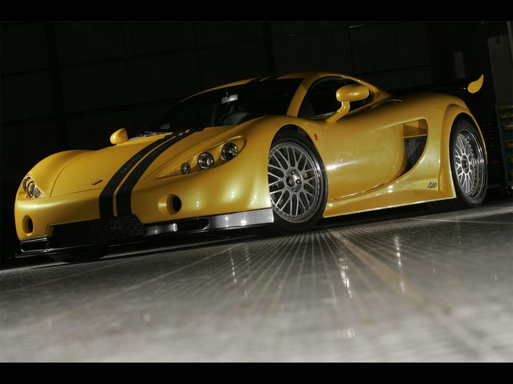 2006 Ascari A10 Imagen